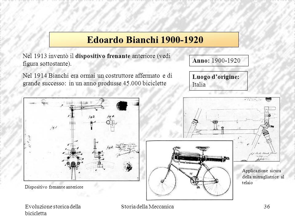 Storia della Meccanica