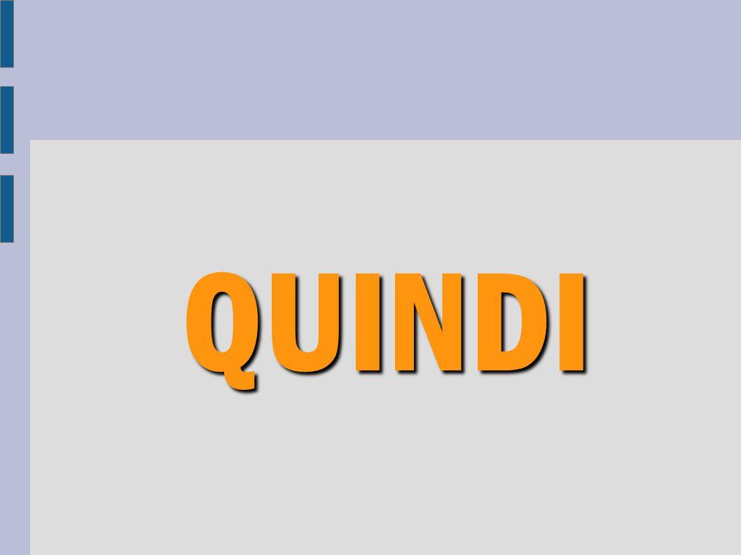 QUINDI