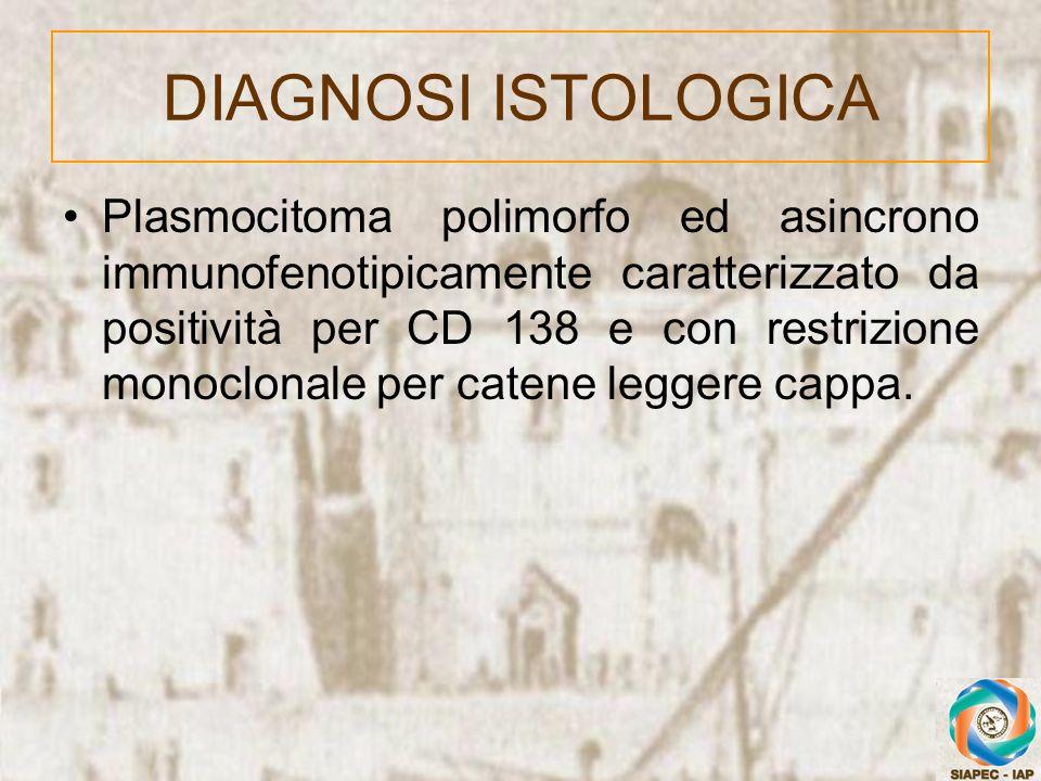 DIAGNOSI ISTOLOGICA