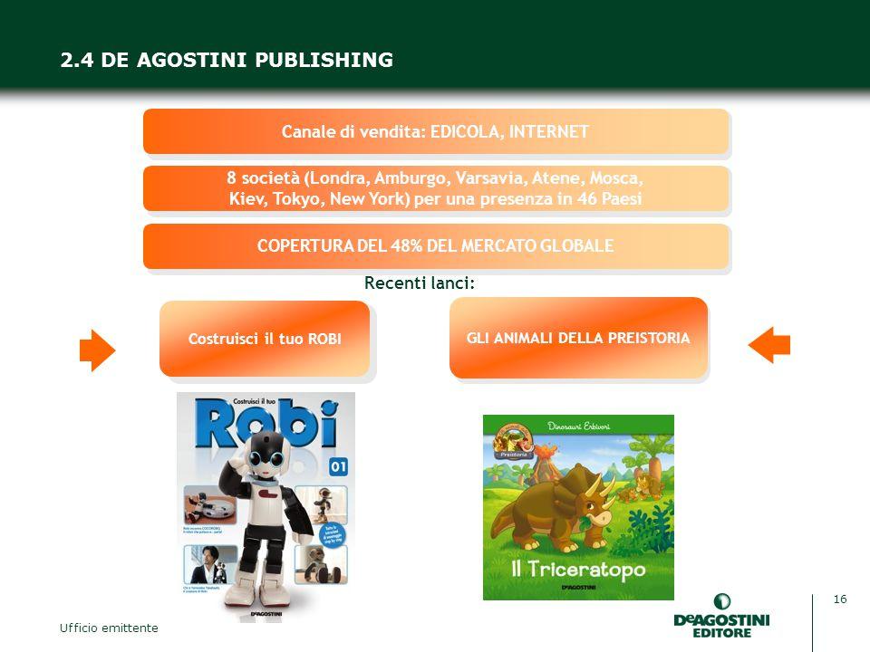 2.4 DE AGOSTINI PUBLISHING