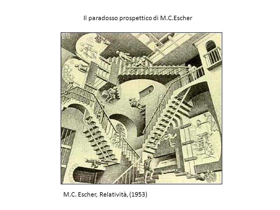 Il paradosso prospettico di M.C.Escher