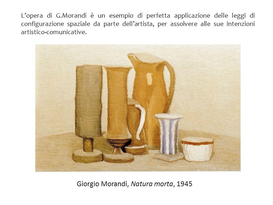 Giorgio Morandi, Natura morta, 1945