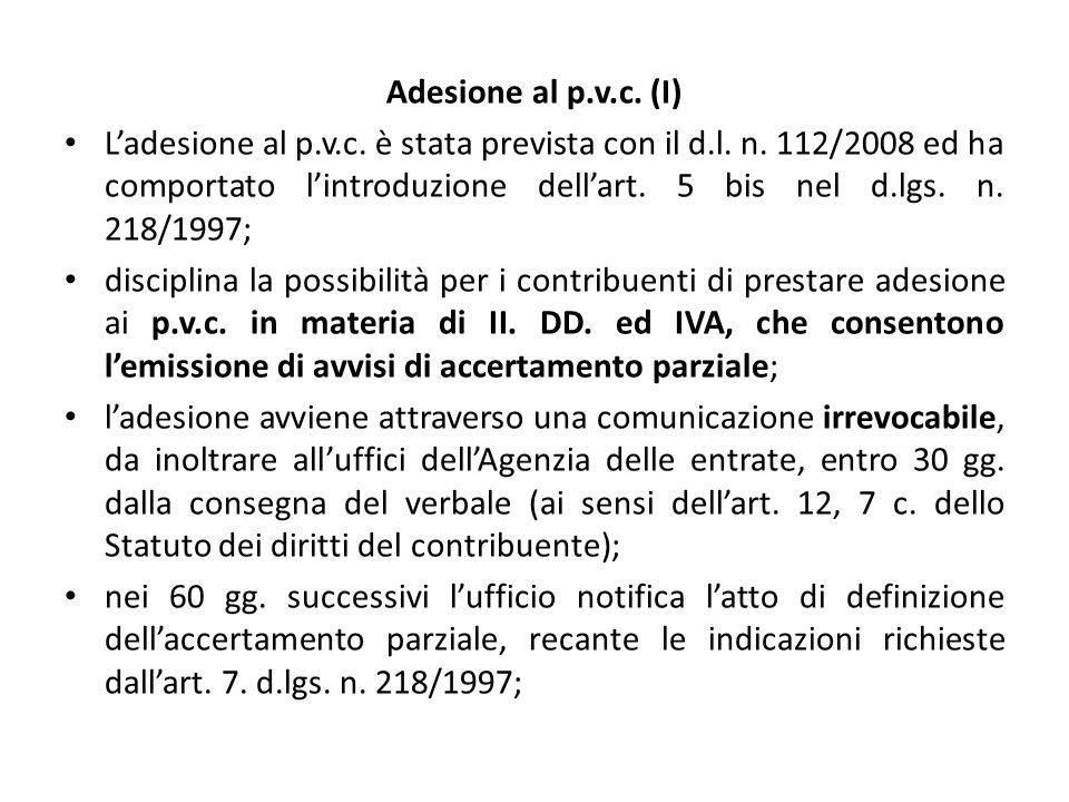 Adesione al p.v.c. (I)