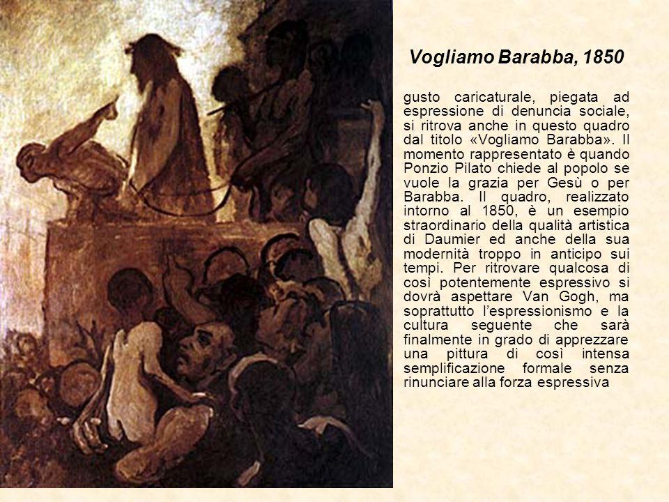 Vogliamo Barabba, 1850