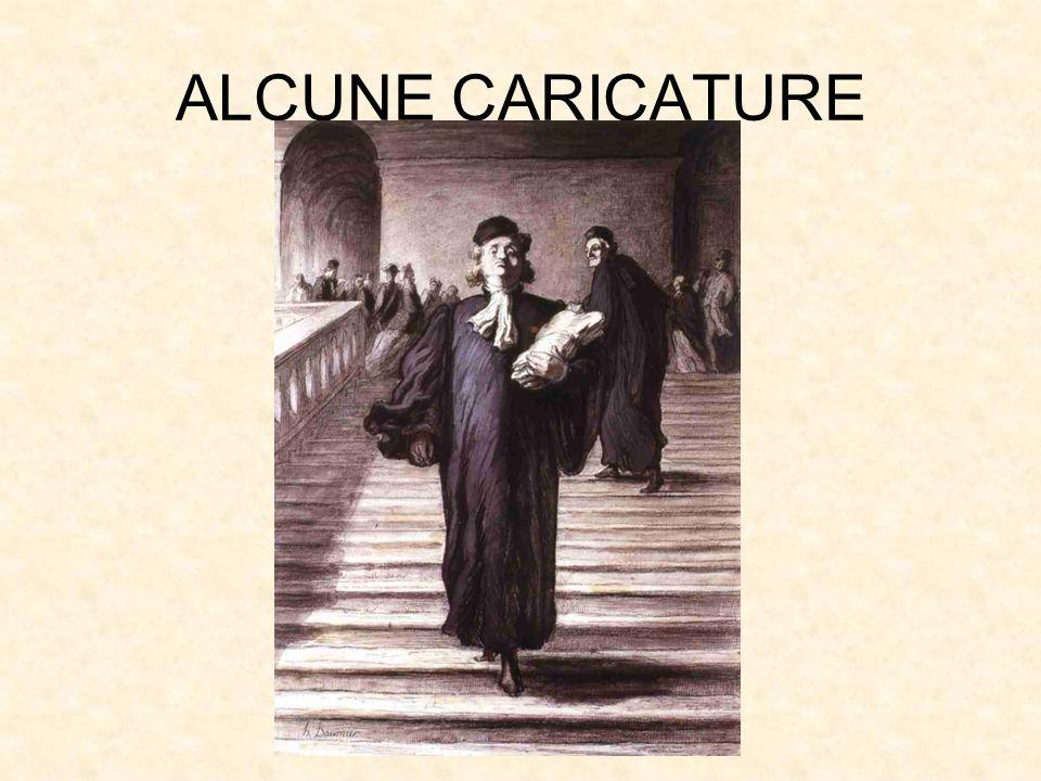 ALCUNE CARICATURE