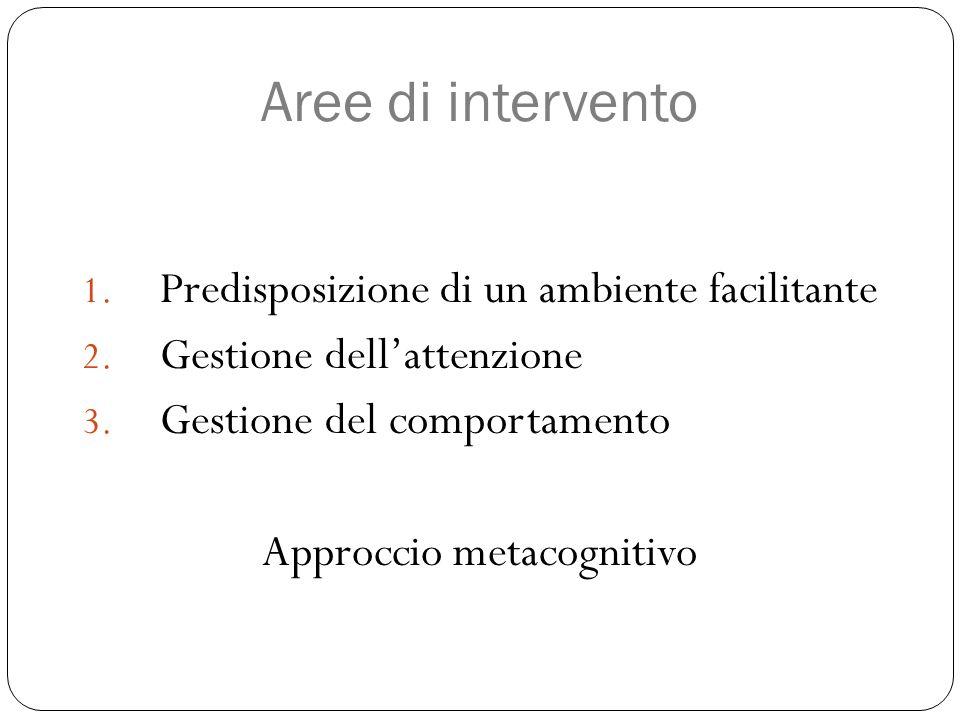 Approccio metacognitivo
