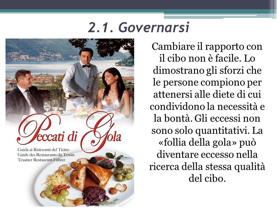 2.1. Governarsi
