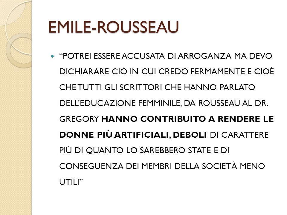 EMILE-ROUSSEAU