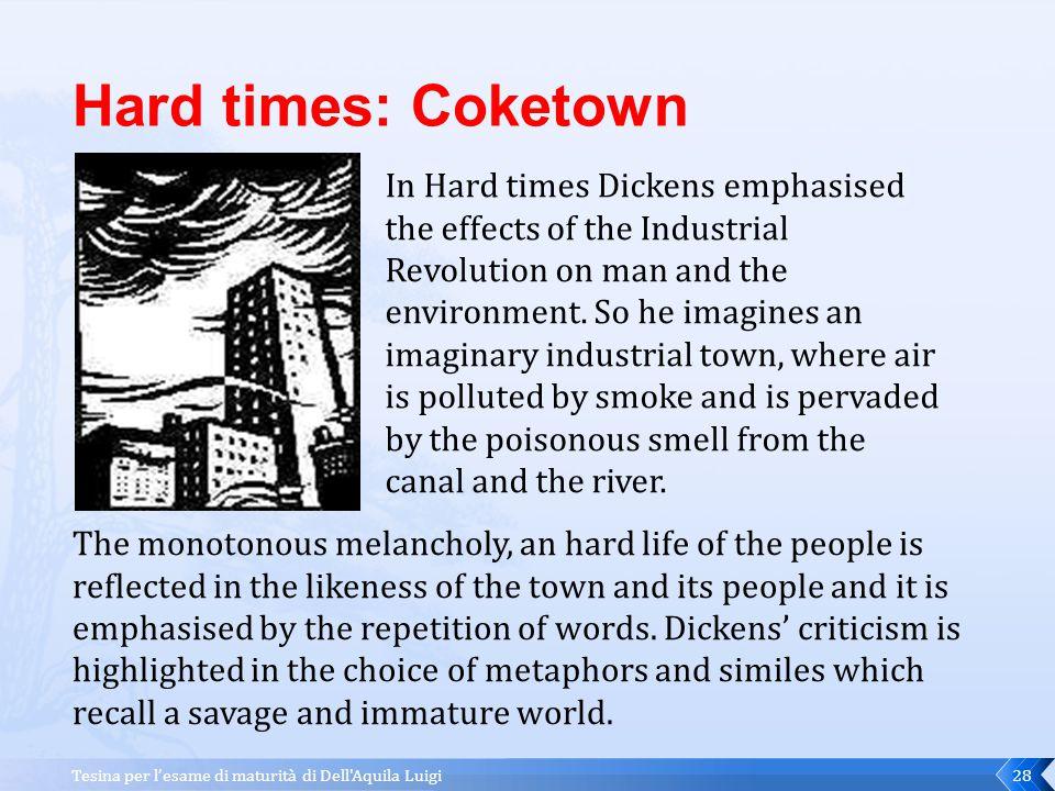 Hard times: Coketown