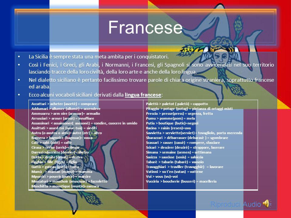 Francese Riproduci Audio >>