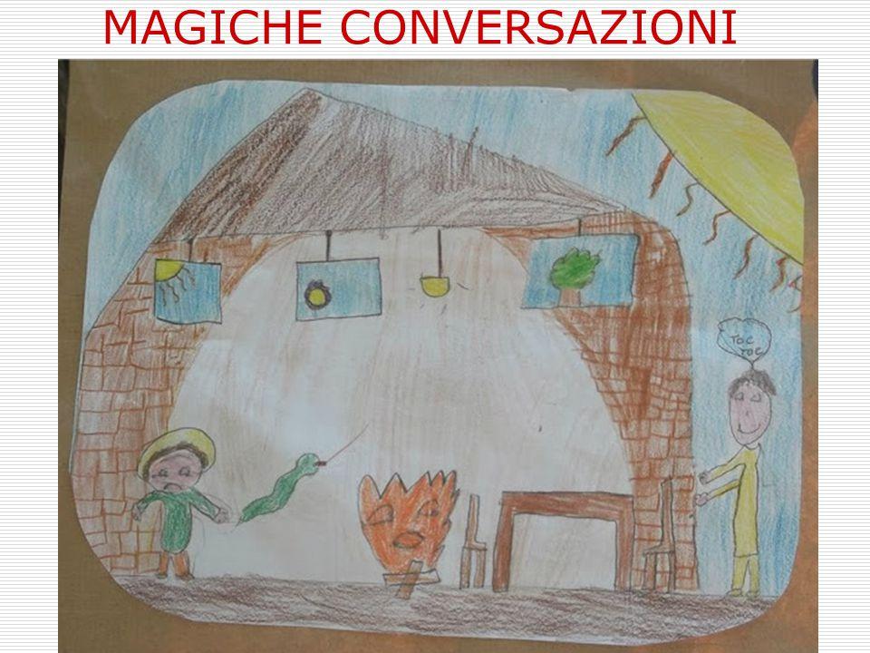 MAGICHE CONVERSAZIONI