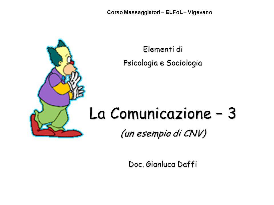 Corso Massaggiatori – ELFoL – Vigevano