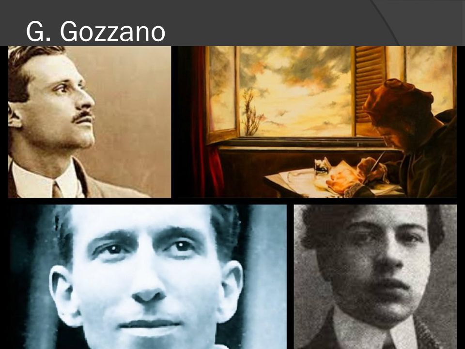 G. Gozzano