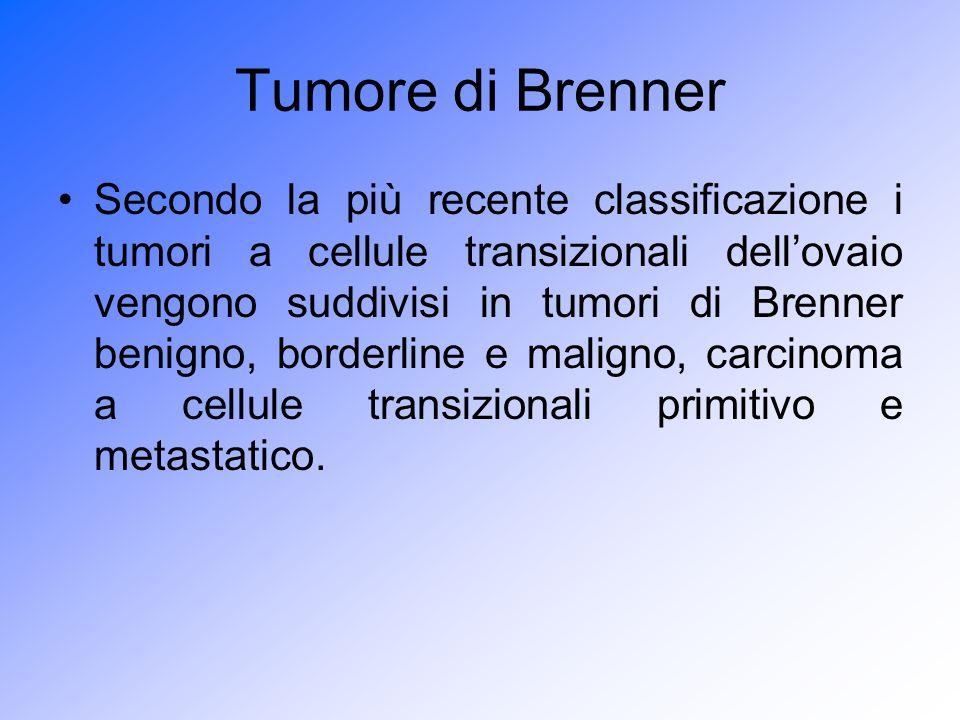 Tumore di Brenner