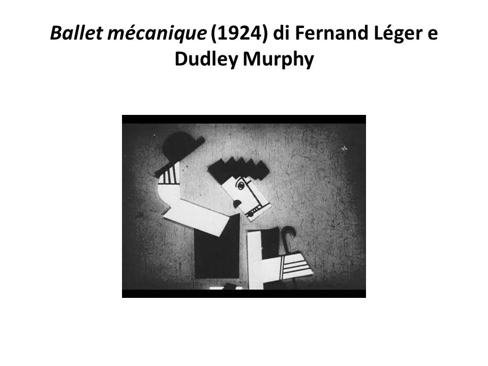 Ballet mécanique (1924) di Fernand Léger e Dudley Murphy