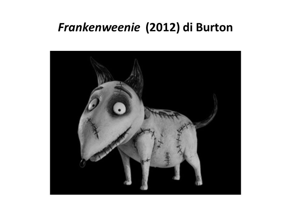 Frankenweenie (2012) di Burton
