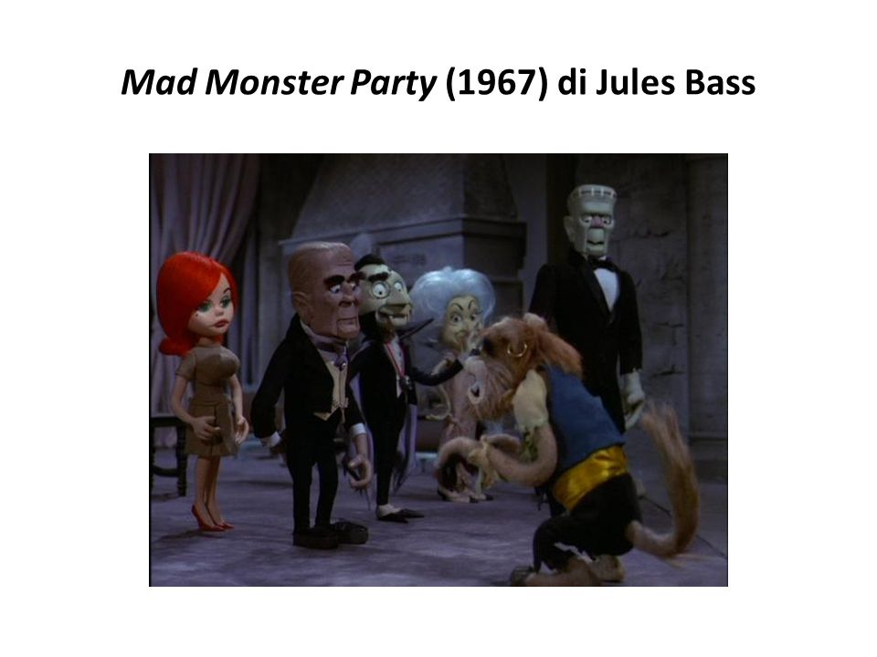 Mad Monster Party (1967) di Jules Bass