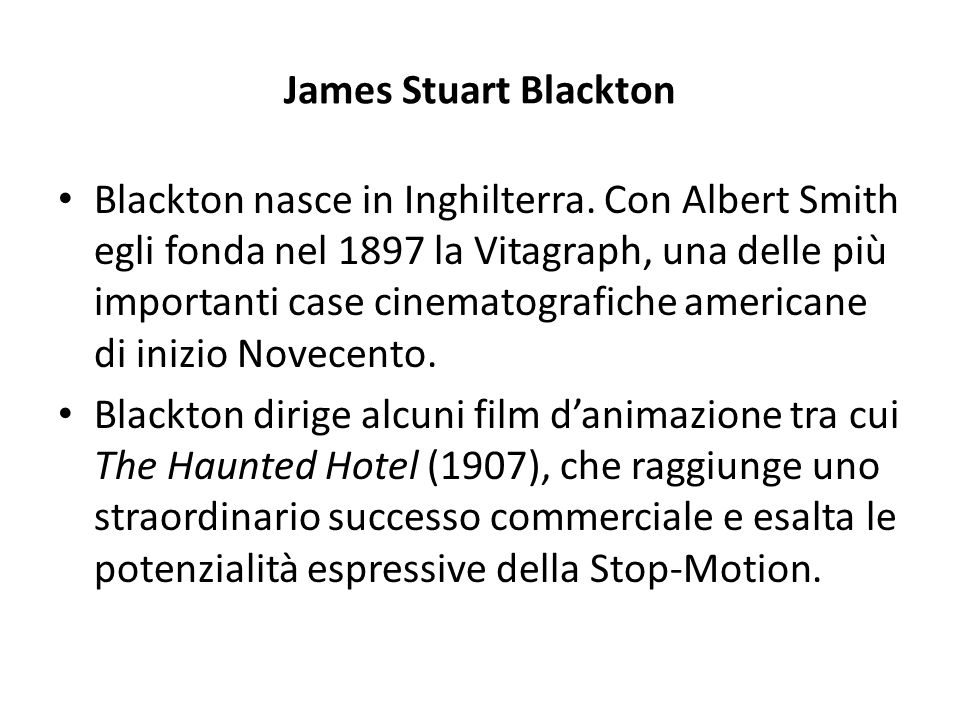 James Stuart Blackton