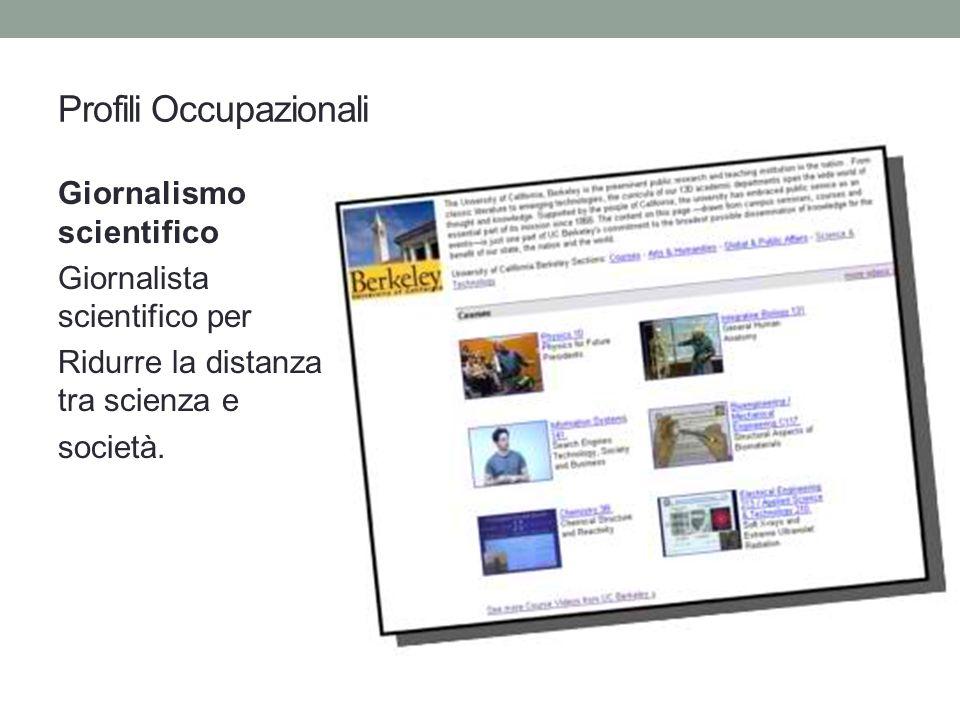 Profili Occupazionali