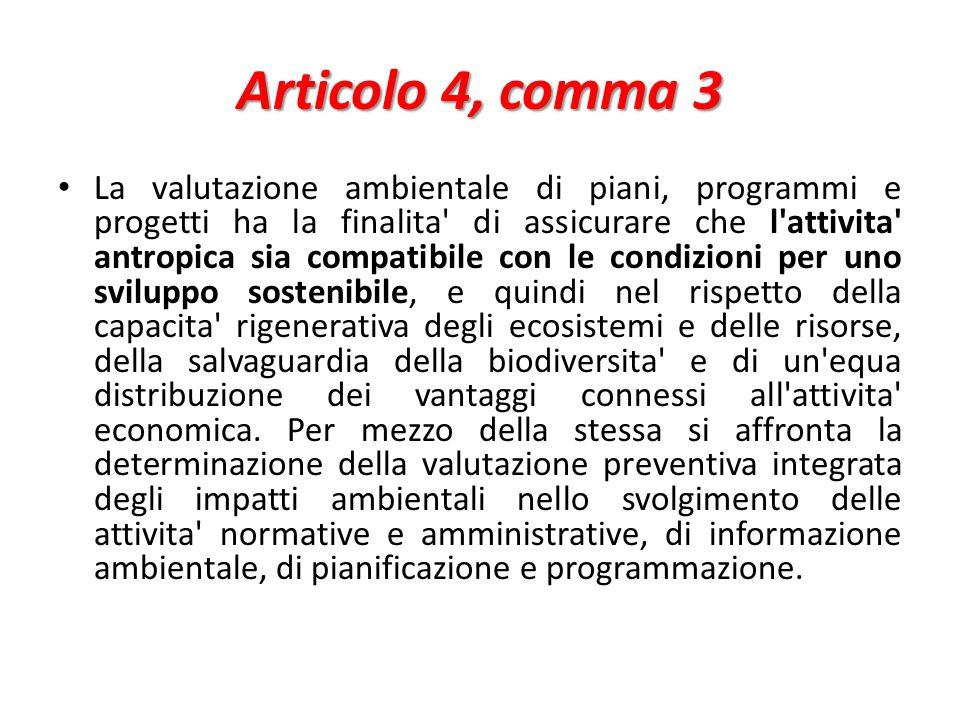 Articolo 4, comma 3