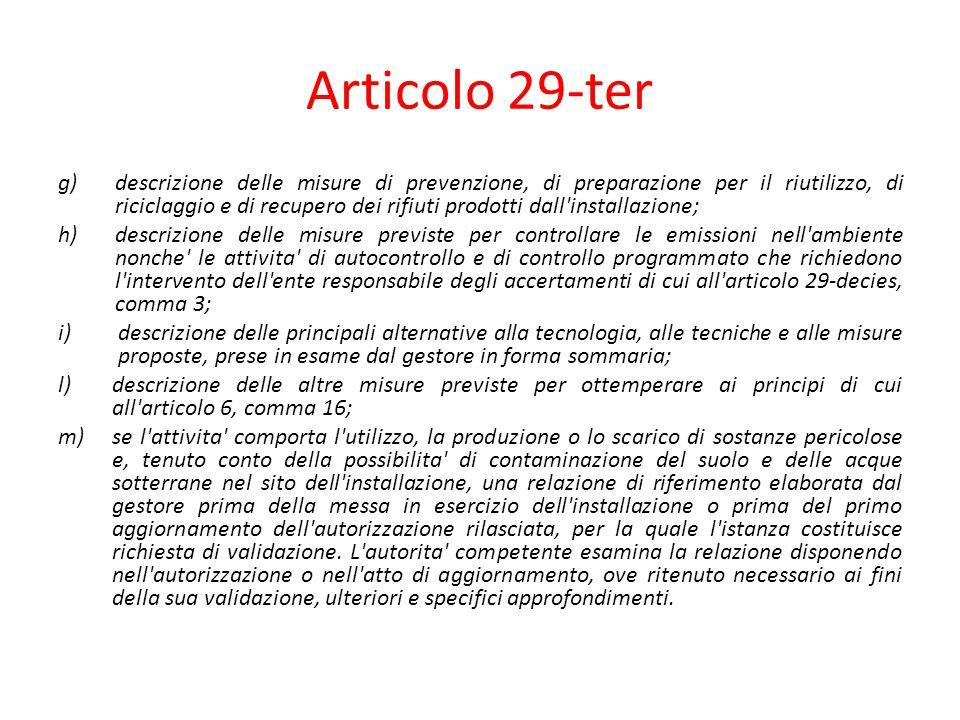 Articolo 29-ter