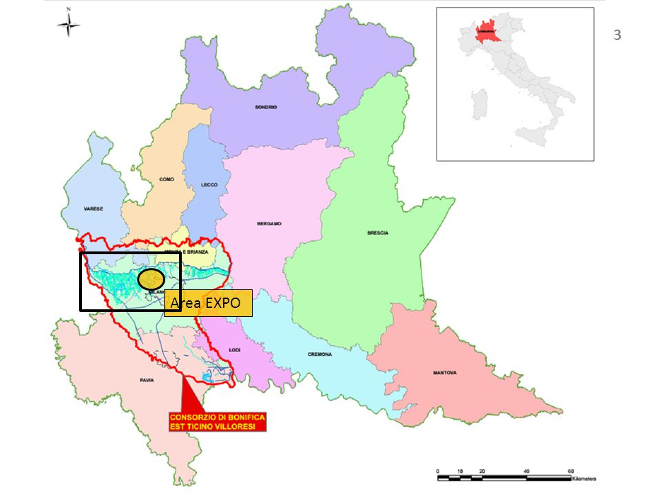 Area EXPO -etvilloresi ha gestione di tt canali