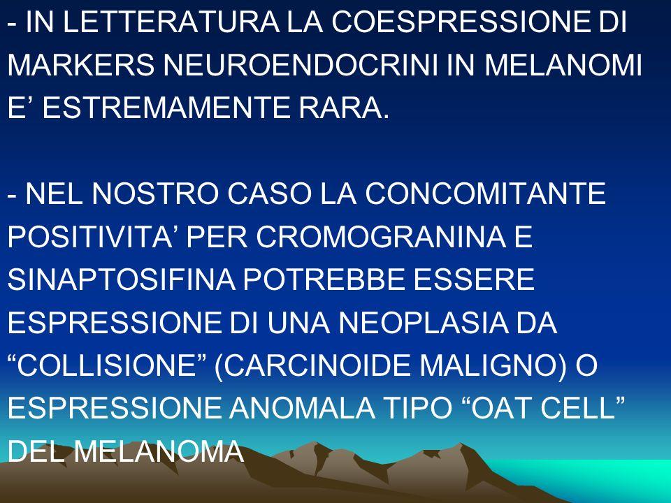 - IN LETTERATURA LA COESPRESSIONE DI