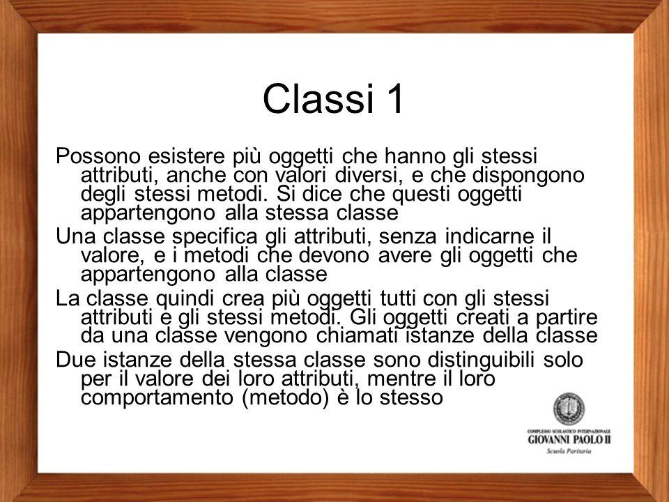 Classi 1