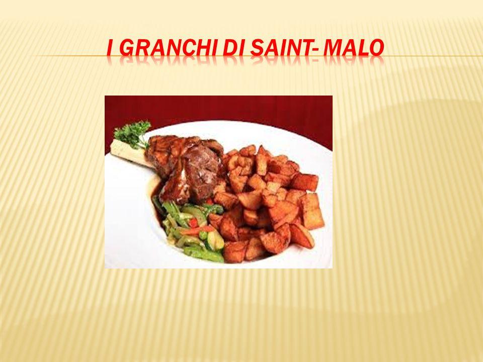 I GRANCHI DI SAINT- MALO