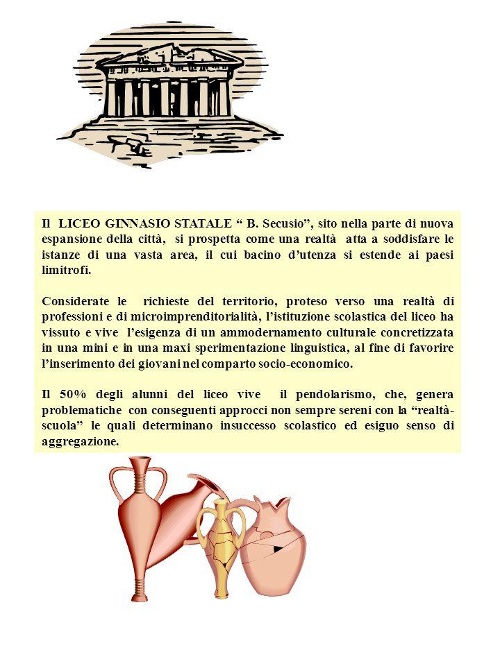 Il LICEO GINNASIO STATALE B