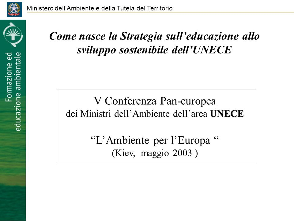 V Conferenza Pan-europea