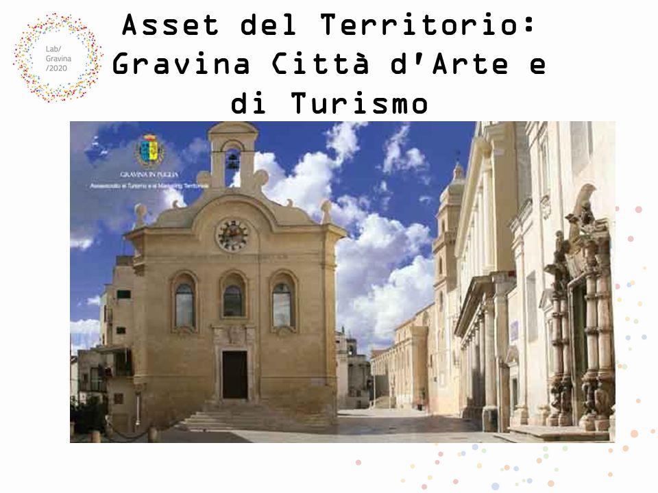 Asset del Territorio: Gravina Città d Arte e di Turismo