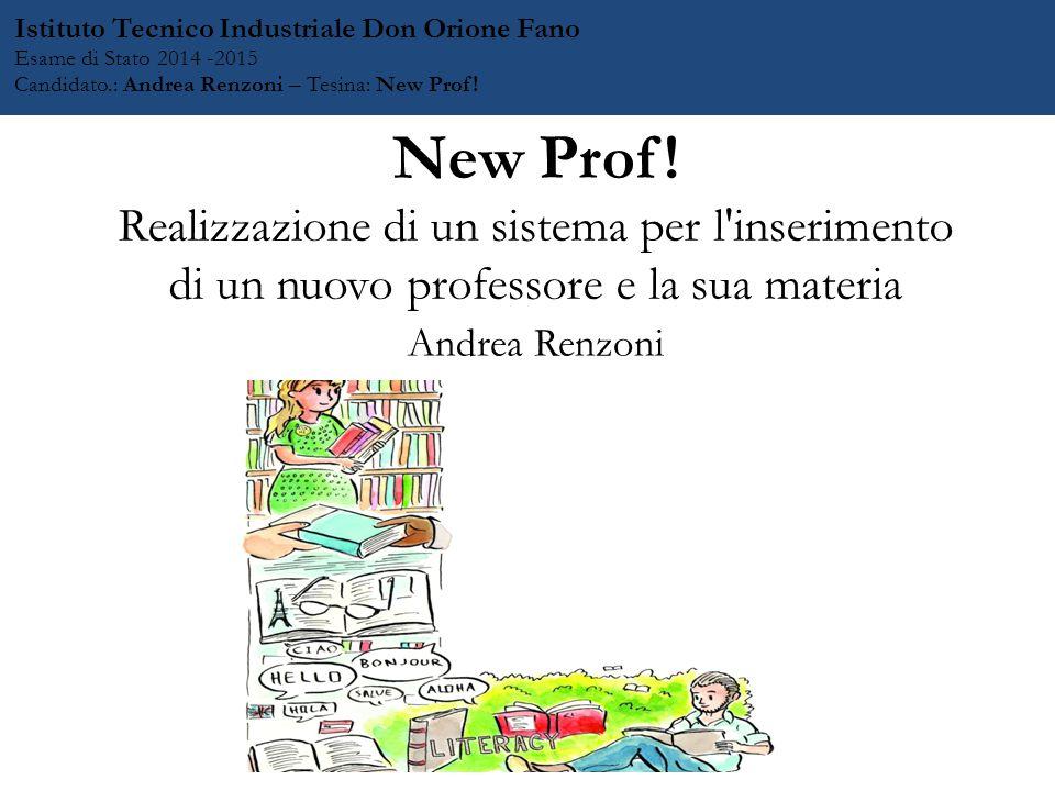 Istituto Tecnico Industriale Don Orione Fano