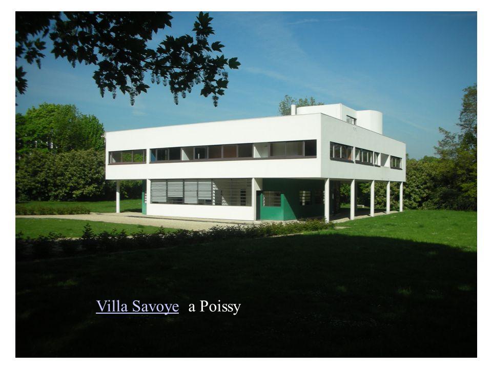 Villa Savoye a Poissy