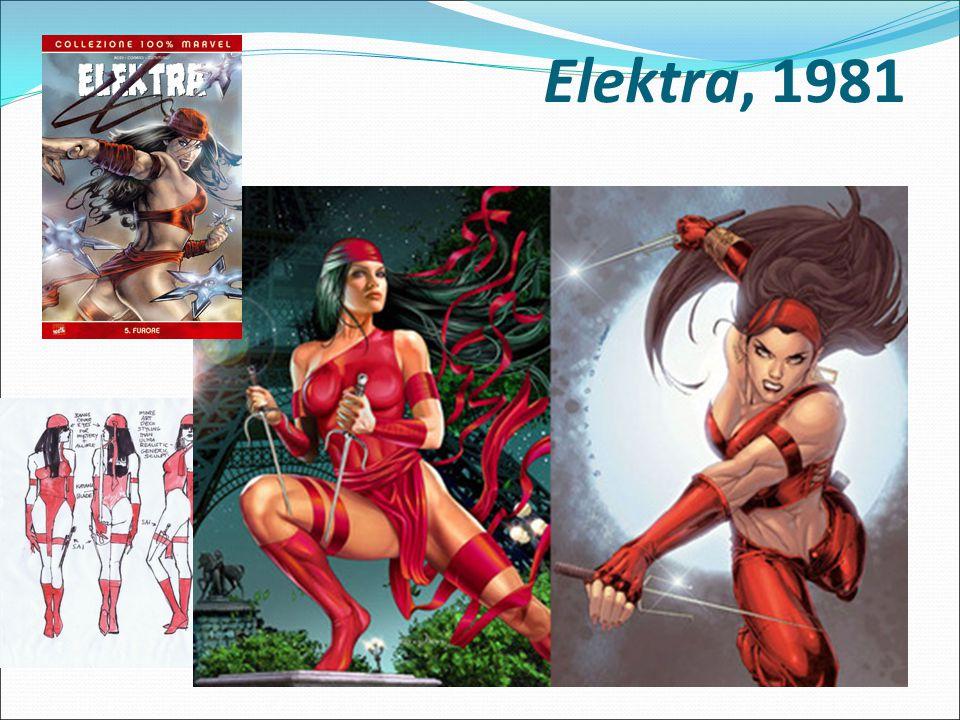 Elektra, 1981