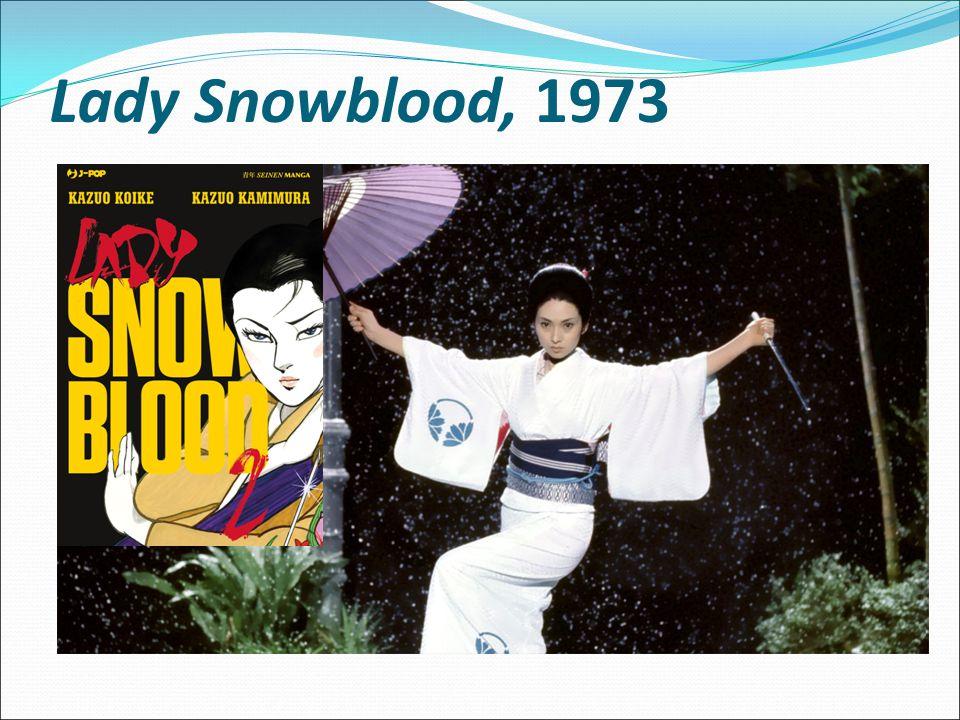 Lady Snowblood, 1973