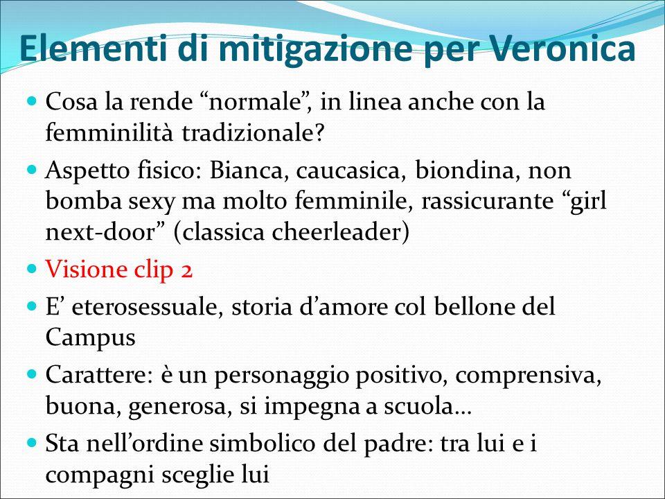 Elementi di mitigazione per Veronica