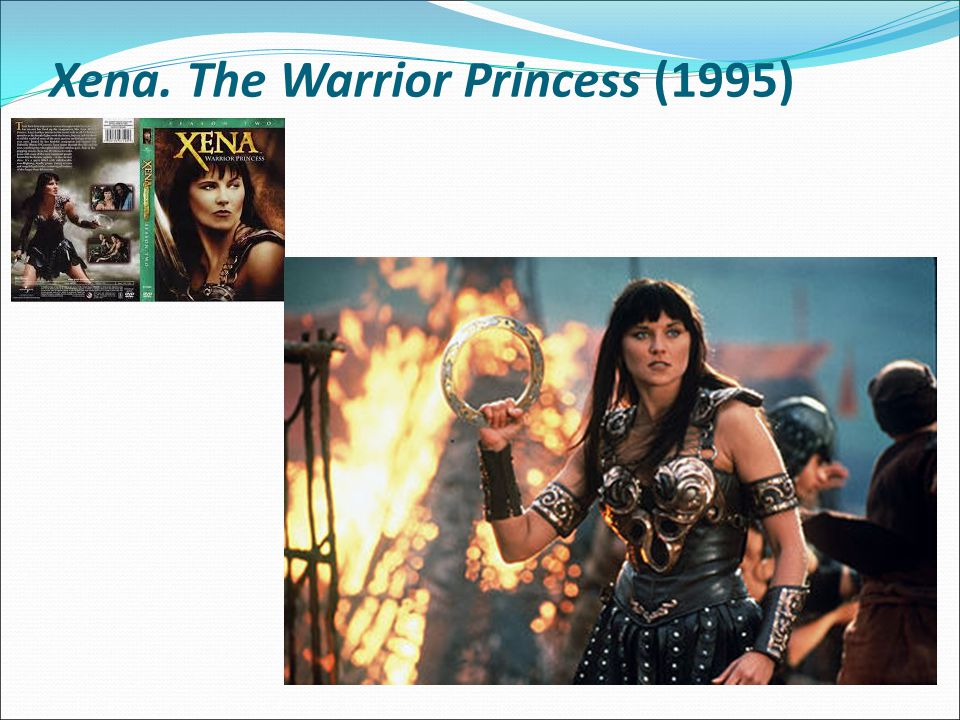 Xena. The Warrior Princess (1995)
