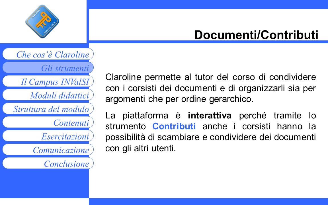 Documenti/Contributi
