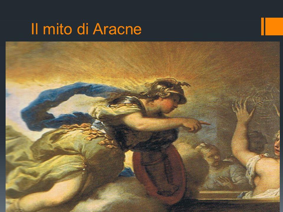 Il mito di Aracne