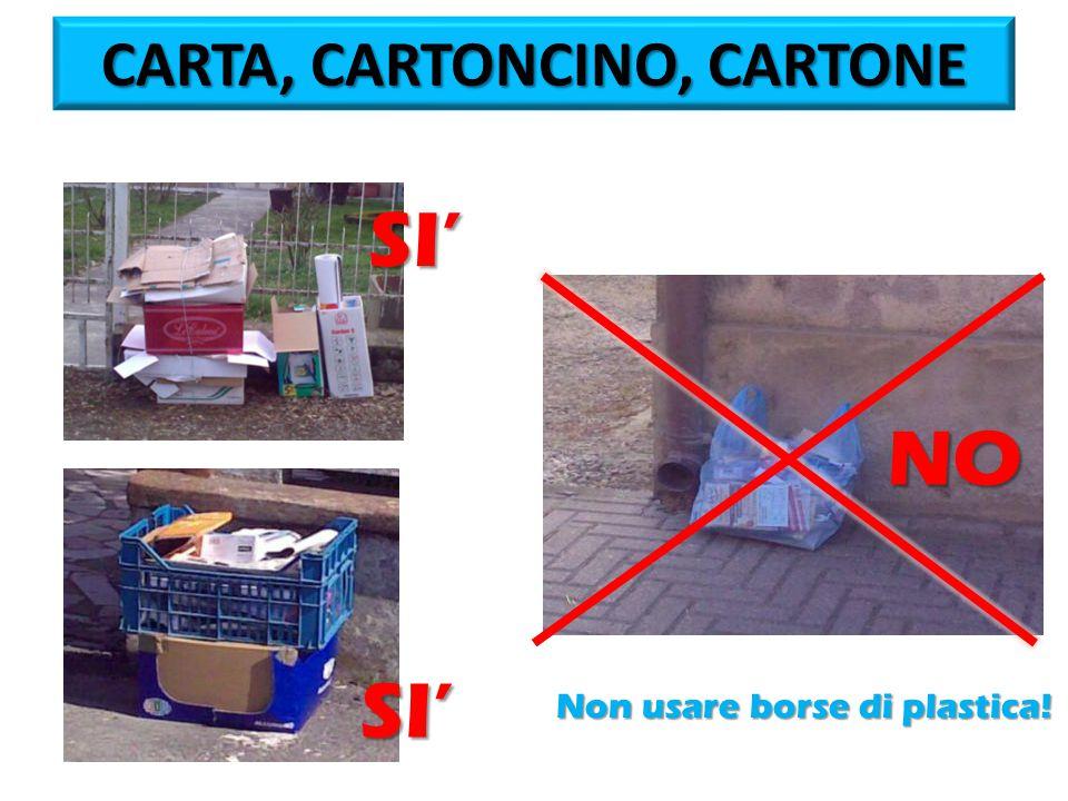 CARTA, CARTONCINO, CARTONE