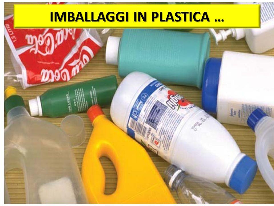 IMBALLAGGI IN PLASTICA …