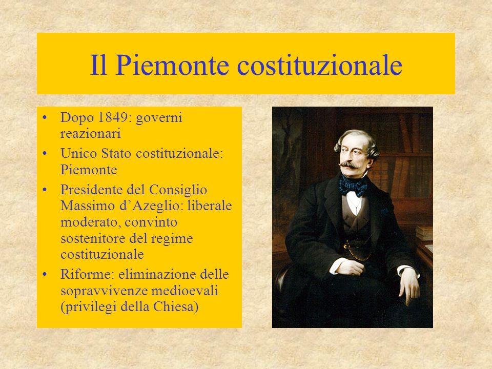 Il Piemonte costituzionale