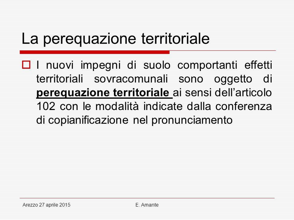 La perequazione territoriale