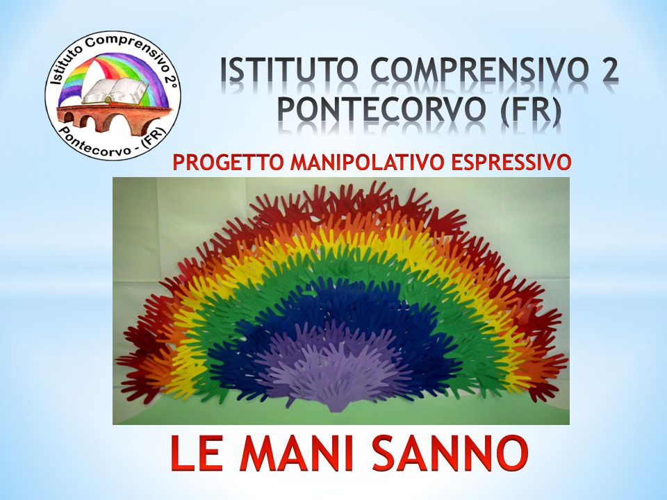 ISTITUTO COMPRENSIVO 2 PONTECORVO (FR)
