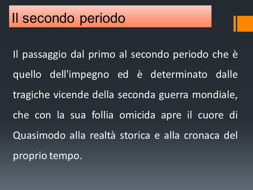 Il secondo periodo