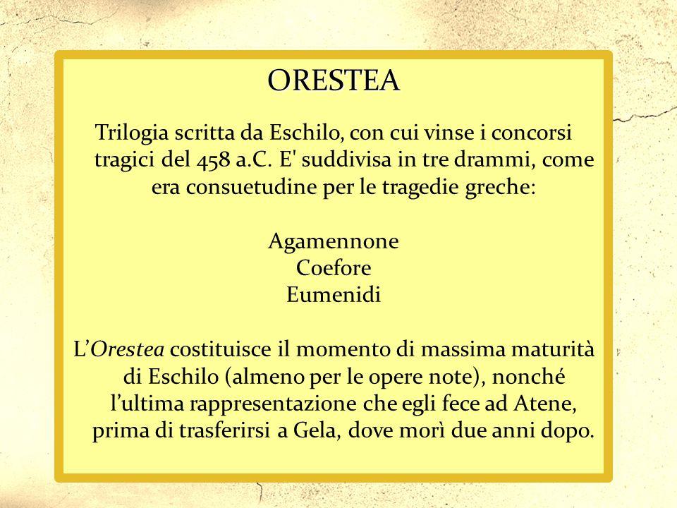 ORESTEA