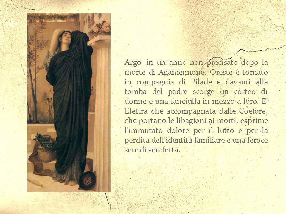 Argo, in un anno non precisato dopo la morte di Agamennone