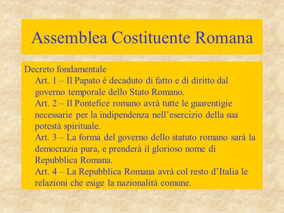 Assemblea Costituente Romana