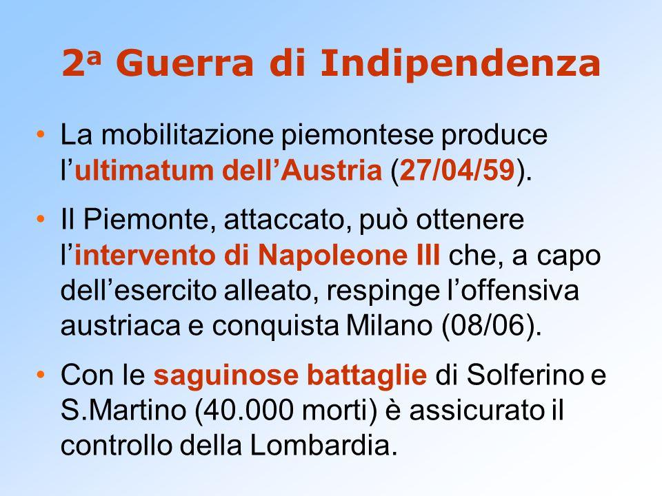 2a Guerra di Indipendenza